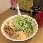 76712909 - ごっつ野菜ラーメン850円