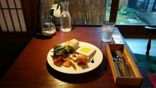 カフェ イル ヴェンティチェッロ - アンティパス(前菜盛り合わせ)