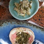 浜茄子 - 蟹味噌が農耕でした