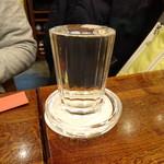 いのこ家 山形田 - 霞城寿(純米酒)