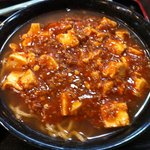 香港料理 栄昇閣 - 麻婆麺