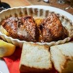 76721850 - 鶏胸肉の焦がしバター焼き