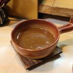 ガチ麺道場 - つけ汁☆