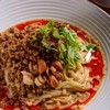 175°deno担担麺 - 料理写真:汁無し担担麺しびれる
