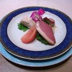 Chuugokuryourihakuhou - 盛り合わせ前菜