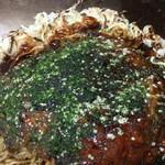 元祖八昌 - 料理写真:スペシャルW肉&卵そば