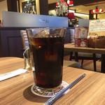 高倉町珈琲 - ブレンドアイスコーヒー セットなので420円税込