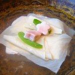 梅の花 横浜スカイビル店 - 湯豆腐