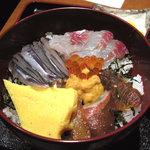 7673625 - 海鮮丼