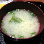 7673626 - 味噌汁