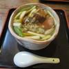 おくむら - 料理写真:名物「鴨汁」