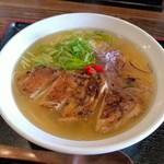 全力 - 鶏塩らー麺