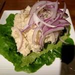 肉バル バーレイウィート - アンチョビポテトサラダ