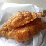 クロワッサン WBG店 - ベーコン&エッグサラダ