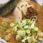 中華万里 - 金太郎味噌ラーメン