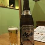 希舟航 - 瓶ビール