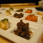 季乃香 - 【コース料理】前菜