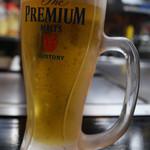 76737149 - 生ビール 550円