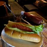 荻窪 邪宗門 - ホットドック330円