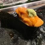 第三春美鮨 - エゾバフンウニ 三年生 養殖 北海道浜中