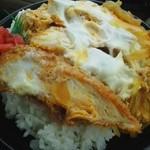 お弁当福 - 料理写真:大盛りチキンカツ弁当