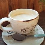 あけぼの分校 給食室 - 先着のコーヒーです。