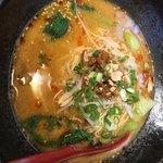 中華料理香満堂 - 担々麺