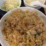 中華料理香満堂 - 焼き飯大盛り