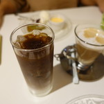 麺匠 パスタバカ一代 - カフェオレ&コーヒー