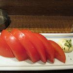 7674115 - 冷やしトマト