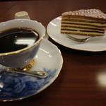 自家焙煎珈琲工房 カフェ バーンホーフ -