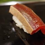 金寿司 - 鮪赤身