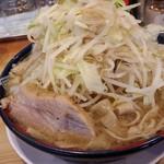 太一商店 - 2017/11/18 極太麺のラーメン大盛り 880円