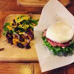 Rice Burger Cafe Temp -