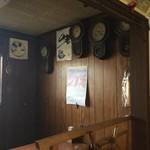 いな穂 - 古い掛け時計