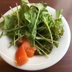 キャッツカフェ - サラダ