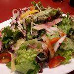エッセドゥエ - シャキシャキグリーンサラダ