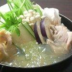 銀獅子 - ■夏鍋のすすめ!■昨年ご好評頂いた「夏水炊き」です!