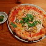 ドーノ - 11月限定 今月のピザ