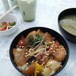 ティアーズブルーオープンカフェ - 料理写真: