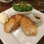 桜屋珈琲館 - フレンチトースト