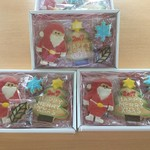 フレンズ - 料理写真:クリスマスクッキー\600