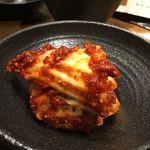 Sumibiyakihorumonguu - 浅漬けキムチーこの食感は必ず味合うべし!