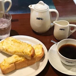 ヒロ コーヒー - 料理写真: