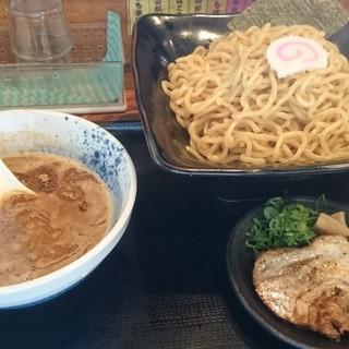 二代目 ユタカ - 料理写真:YUTAKAつけめん大盛