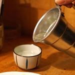 ちょうちん - 初亀 純米吟醸