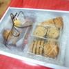 パティスリー ロタンティック - 料理写真:プレゼントの箱を開くと美味しそうな焼き菓子が出てきました♬