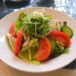 レストラン白鳥 - コンビネーションサラダ