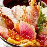 地魚酒場 魚八商店 - 極上海鮮丼