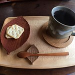 コーヒーアンドギャラリー モリ カフェ